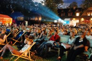 Orange Kino Letnie - Zakopane 2013