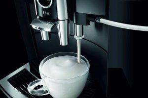Rodzaje kaw dostępnych z ekspresów Jura