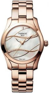 Zegarek Tissot, T112.210.33.111.00, Damski, T-Wave