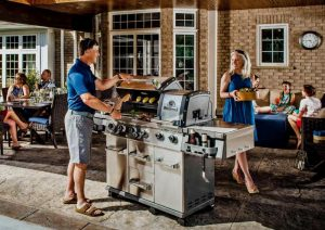 BROIL KING - Grill gazowy Sovereign XL 420